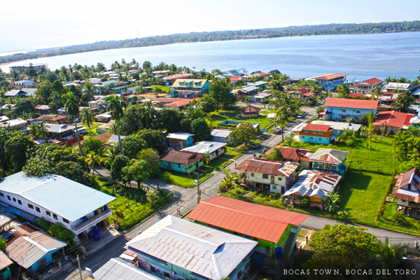 bocas town bocas del toro panama Who are we?